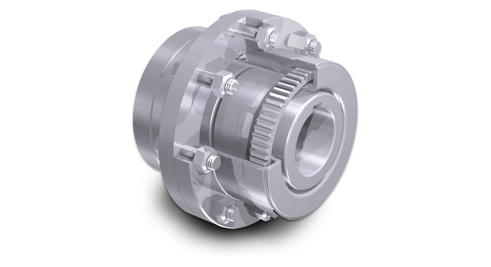 Sleeve Gear Coupling