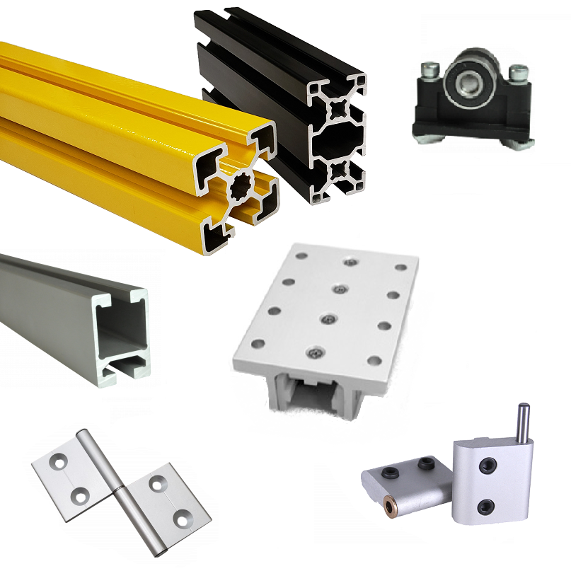 Aluminum Extrusions & Accessories