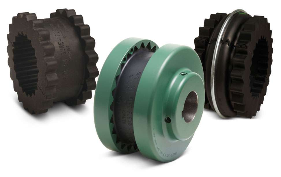 Elastomeric Sleeve Couplings