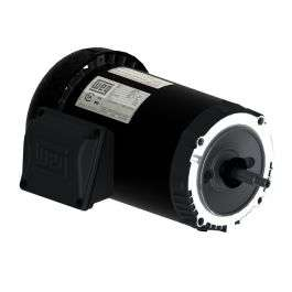 TEFC   C Face   Footless Brake Motors