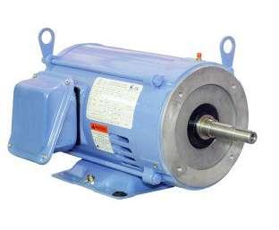 ODP Premium Efficiency Close Coupled Pump Motors