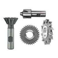 Milling Cutters and Saws