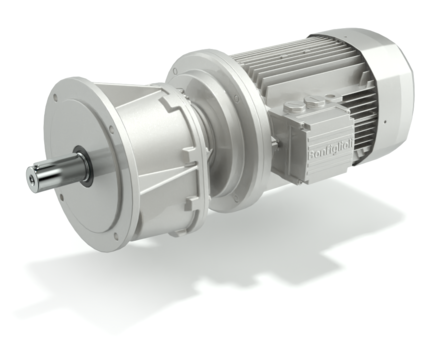 Bonfiglioli Helical Inline Gearmotors and Units AS