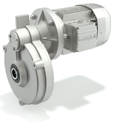 Bonfiglioli Specific Shaft Mounted Gearmotors and Units TA