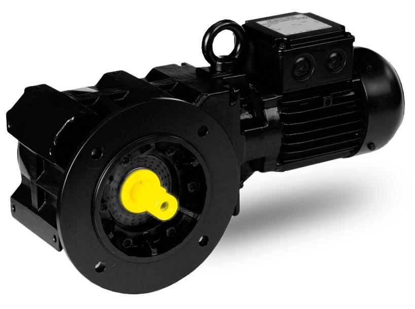 Bauer Submersible Bevel Gearmotors