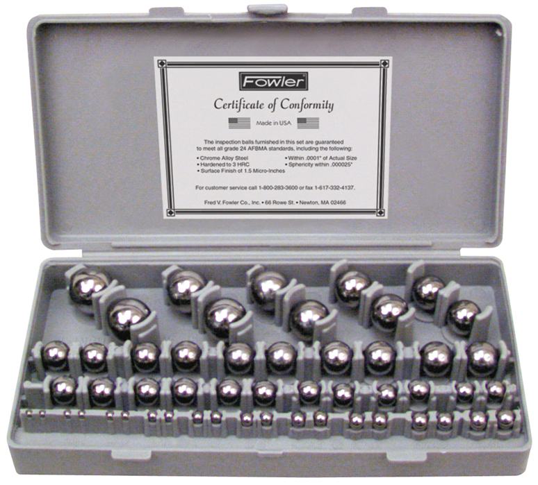 Fowler Ball Gages