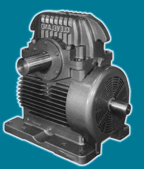 Cleveland Fan Cooled Worm Gear Reducers AF & RF