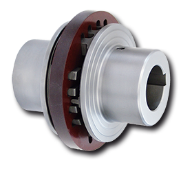 Flexible Couplings / Hub with Keyway Connection