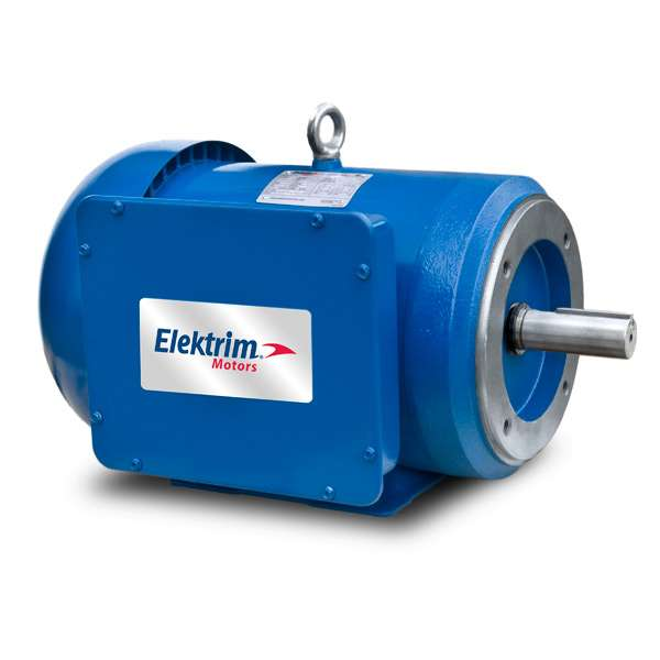 Elektrim 1PH High Torque Motors - 36TC-1-10-18