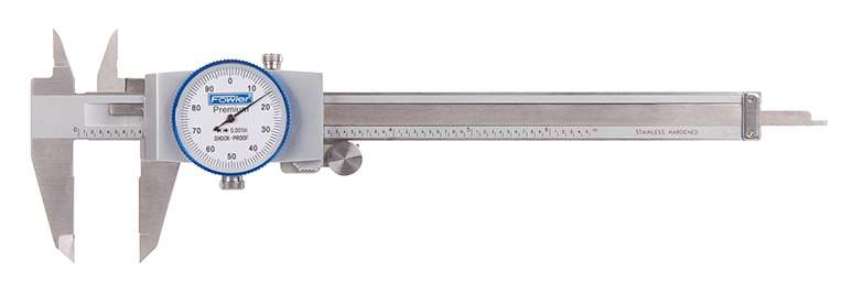 52-008-706-0 - Machinist Grade Dial Calipers