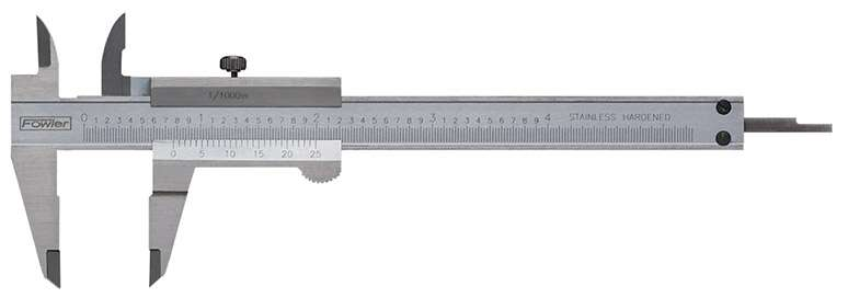 "52-057-004-0 - 4"" Mini Vernier Pocket Caliper"