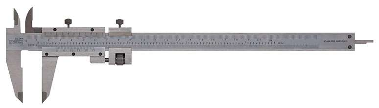 52-058-008-0 - Vernier Caliper with Fine Adjustment