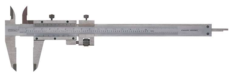 52-058-016-0 - Vernier Caliper with Fine Adjustment
