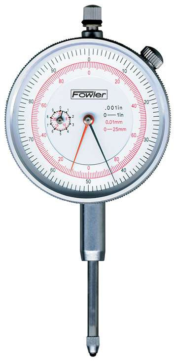 52-530-110-0 - Inch/Metric Reading Dial Indicator