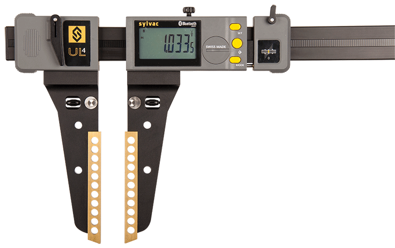 54-110-512-0 - Fowler-Sylvac Ultralight IV Electronic Calipers IP67