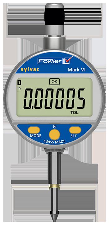 54-530-125-0 - Mark VI Electronic Indicators