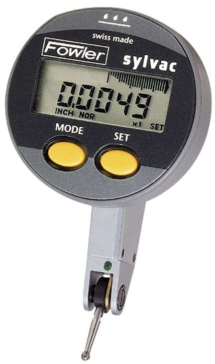 54-562-777-0 - QuadraTest Multimode Electronic Test Indicator