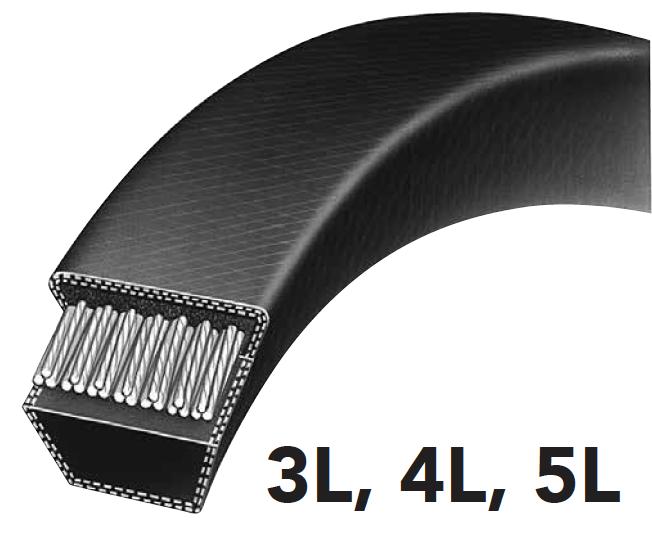 3L110 - Duraflex GL Fractional Horsepower V-Belt