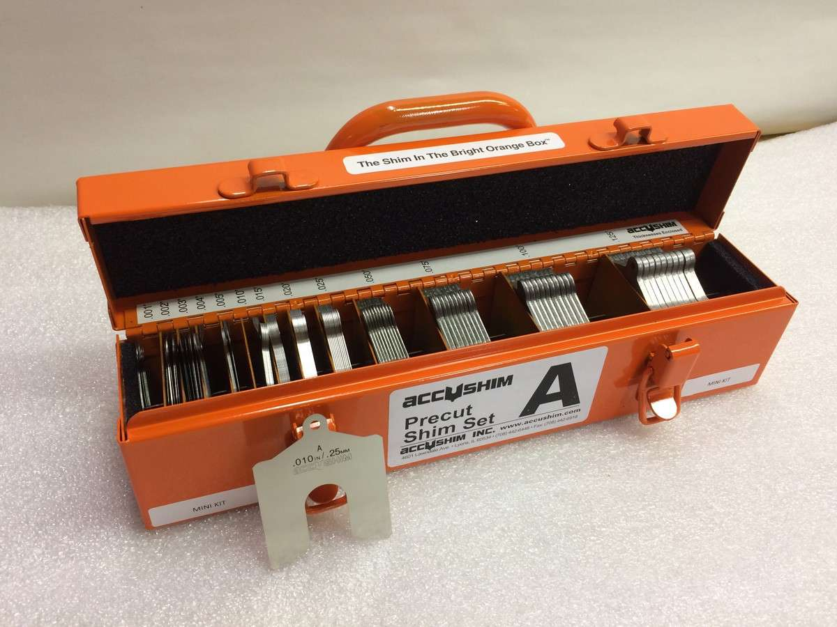 Accushim - size A-MINI  kit 130 piece - 2