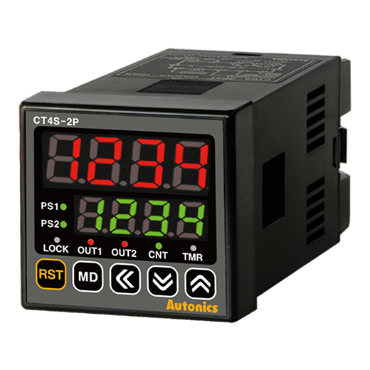 CT6M-1P4 - Digital Counter/Timer