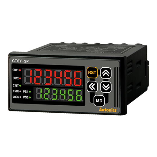 CT6Y-I2 - Digital Counter/Timer
