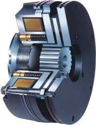 SFM VAR 01 - 40 Electro-Magnetic Single Disc Clutch EUROstandard Direct Drive