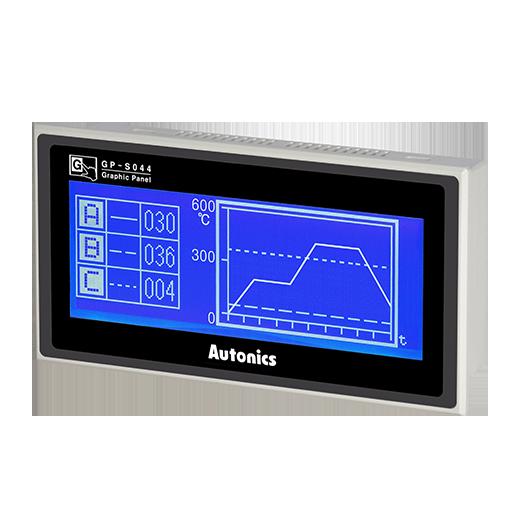 GP-S044-S1D1 - 4.4-Inch Monochrome Widescreen Graphic Panel