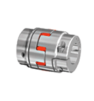 GWE 5104-14 Servo-insert coupling with clamping hubs