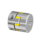 GWE 5103-9 Miniature servo-insert coupling with clamping hubs