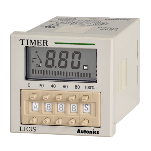 LE3S - Digital LCD timer