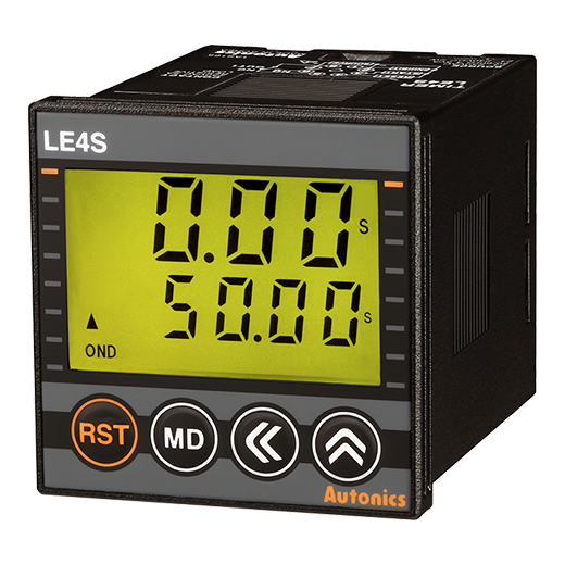 LE4S - Digital LCD timer