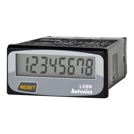 LE8N-BN - Compact LCD Timer