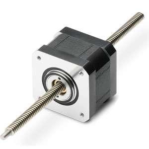 MLN11A05-180050P04000N-C1A0-XXX - Stepper Motor Linear Actuator