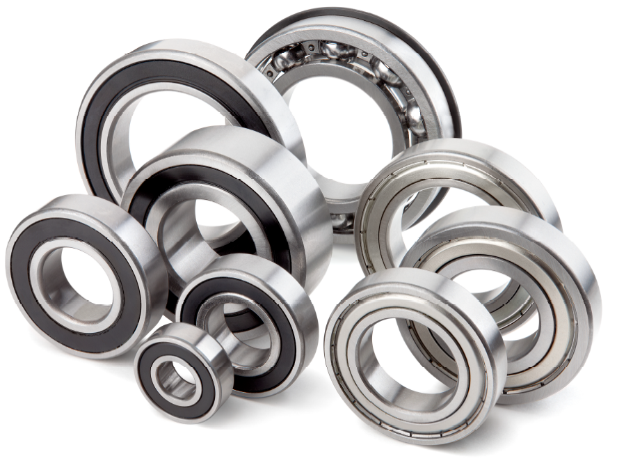 6008 2RS - Ball Bearing