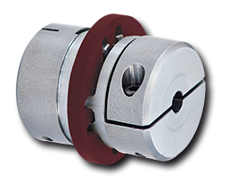 Flexible Couplings / Hub with Backlash Free Clamping Connection