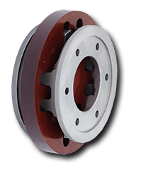 Flexible Couplings / Hub with Mounting Flange Connection