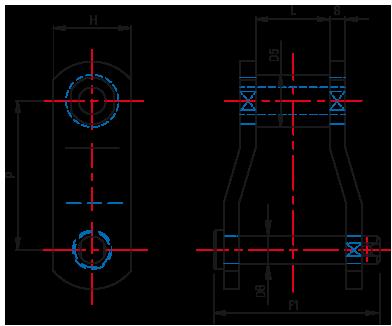MX603 - Maxi Chain