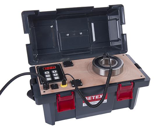Betex Non-Yoke Portable Induction Heaters, 230V