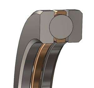 911 Ball Thrust Bearing