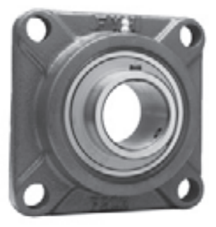 UCF212-38 - 4-Bolt Flange Unit