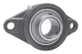 UCFLX10-31 - 2-Bolt Flange Unit