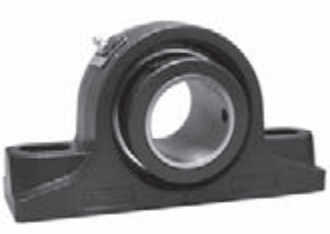 XS2P418-55 - 2-Bolt Base Pillow Block Unit